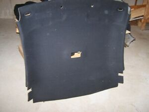 SN95 MUSTANG BLACK HEADLINER