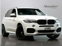 2017 BMW X5 3.0 30d M Sport Auto xDrive (s/s) 5dr SUV Diesel Automatic