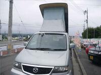 FRESH IMPORT NEW SHAPE MAZDA BONGO FRIENDEE AERO V6 PETROL AUTO ELEVATING ROOF