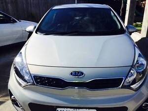 2012 Kia Rio Hatchback Manual 6 speed Leather interior $7000 Canberra Region Preview