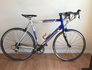 2009 Opus Triton Roadbike plus gear