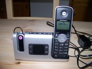 Cordless Telephone with Bluetooth