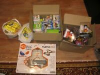 Toys - Job Lot - mostly new. Great for car boot or fund raising.