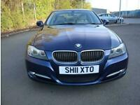 2011 BMW 3 Series 2.0 318I EXCLUSIVE EDITION 4d 141 BHP Saloon Petrol Automatic