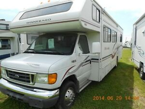 Motorisé classe C Winnebago Minnie 31C   2005, 31pi. , 47000 mi,