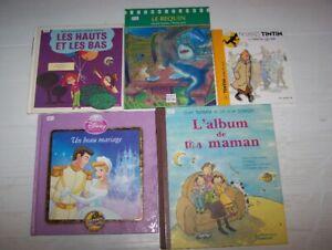 12 Livres Jeunesse- Enfants