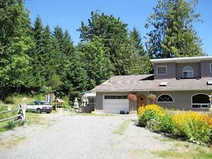 Unique Custom Cowichan Valley Home