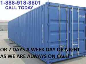 Oakville ACCURATE SHIPPING CONTAINERS FOR STORAGE