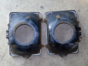 1979 Bronco Headlight Buckets London Ontario image 2