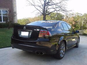 2008 Acura TL Sedan Type S