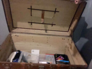 Antique chest, in great condition. Perfect for storage