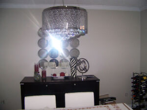 DINNING ROOM LIGHT FIXTURE