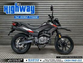 2021 Keeway TXM 125 Supermoto CBT Learner Legal Motorcycle