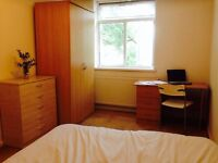Double Rooms Available in North London £130 week