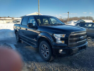 2016 Ford F150 Lariat Super Crew Cab 4X4 lease transfer