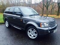 2006 Land Rover Range Rover Sport 2.7 TD V6 HSE SUV 5dr Diesel Automatic