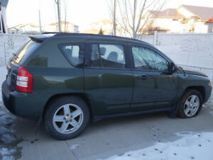 2009 Jeep Compass for parts or fix