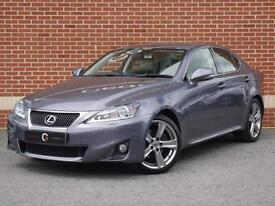 2012 12 Lexus IS 250 2.5 Advance 4dr (Grey, Petrol)