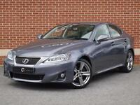 2012 12 Lexus IS 250 2.5 Advance 4dr (Grey, Petrol)