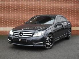 2013 13 Mercedes C Class AMG Sport Plus 2.1 C250 CDI BlueEfficiency Saloon 4dr