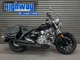 2020 Keeway Superlight 125 (Special Edition) Custom Cruiser Motorcycle