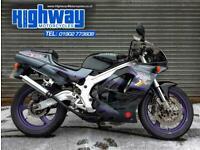 Suzuki RG 125 F Classic Two Stroke Sports bike with 12 Month MOT Ride Or Restore