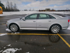 2005 Audi A8 Upgraded Package Only 114000