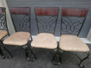 Table chairs for $30