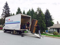 RELIABLE, EFFICIENT MOVERS FOR HIRE