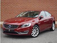 2014 14 Volvo S60 2.0 D3 D3 SE Lux 4dr (start/stop) (Red, Diesel)