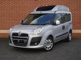 2012 12 Fiat Doblo 1.6 MultiJet 16v Dynamic 5dr (Silver, Petrol)