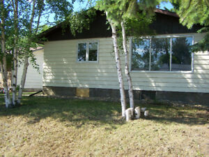Large home for a small price in Spiritwood