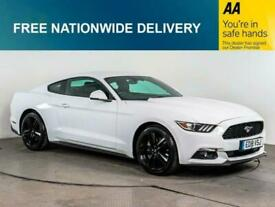 image for 2018 Ford Mustang 2.3 ECOBOOST 2d AUTO 313 BHP Coupe Petrol Automatic