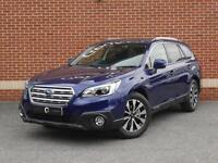 2016 16 Subaru Outback 2.0 D SE Premium LinearTronic 5dr (Lapis Blue, Diesel)