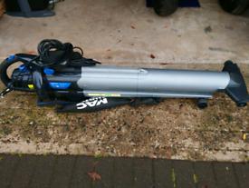 Leaf blower/vac