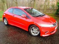 2011 Honda Civic 1.4 i-VTEC Type S Hatchback i-Shift 3dr