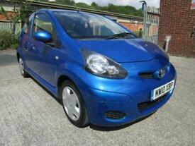 image for 2010 Toyota AYGO 1.0 BLUE VVT-I 3DR Hatchback Petrol Manual