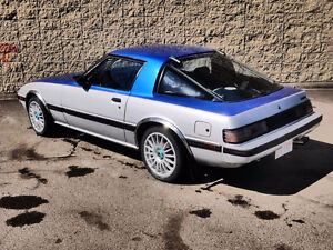 1982 Mazda RX-7 Coupe (2 door)