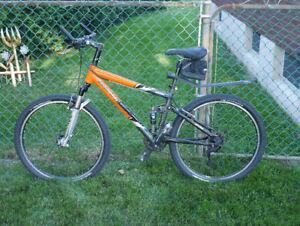 Divinci Arrowhead mountain bike