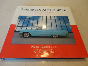 The American Automobile Hardcover 287 Page Colour Book