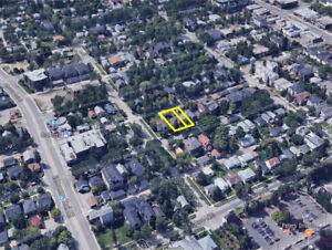 50 - 75' x 120' LOT AVAILABLE IN SOUGHT AFTER CRESCENT HEIGHTS