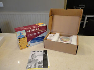 Netgear PS110 10/100Mbps Print Server - Brand new Never Used