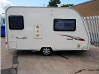 Avondale Dart 380 2 Berth Caravan