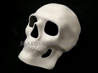 DIY Day of the Dead Halloween Masquerade Party Dia de los Muertos Skeleton Mask - Halloween Party Day