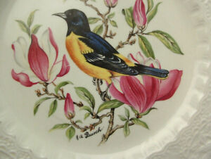 Royal Cauldon Bird Plate