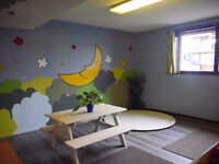 child care centre infant spot available(From July),toddler spot