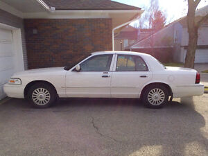2008 Mercury Grand Marquis Sedan