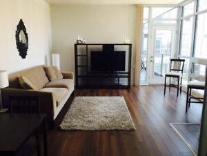 Fully Furnished Condo in Downtown Queen/Simcoe