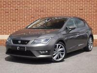 2015 15 Seat Leon 2.0 TDI FR (Tech Pack) 5dr (Grey, Diesel)