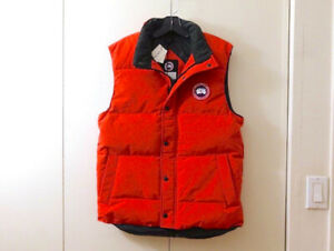 Canada Goose   Garson Vest • ( BRAND NEW With Tag )